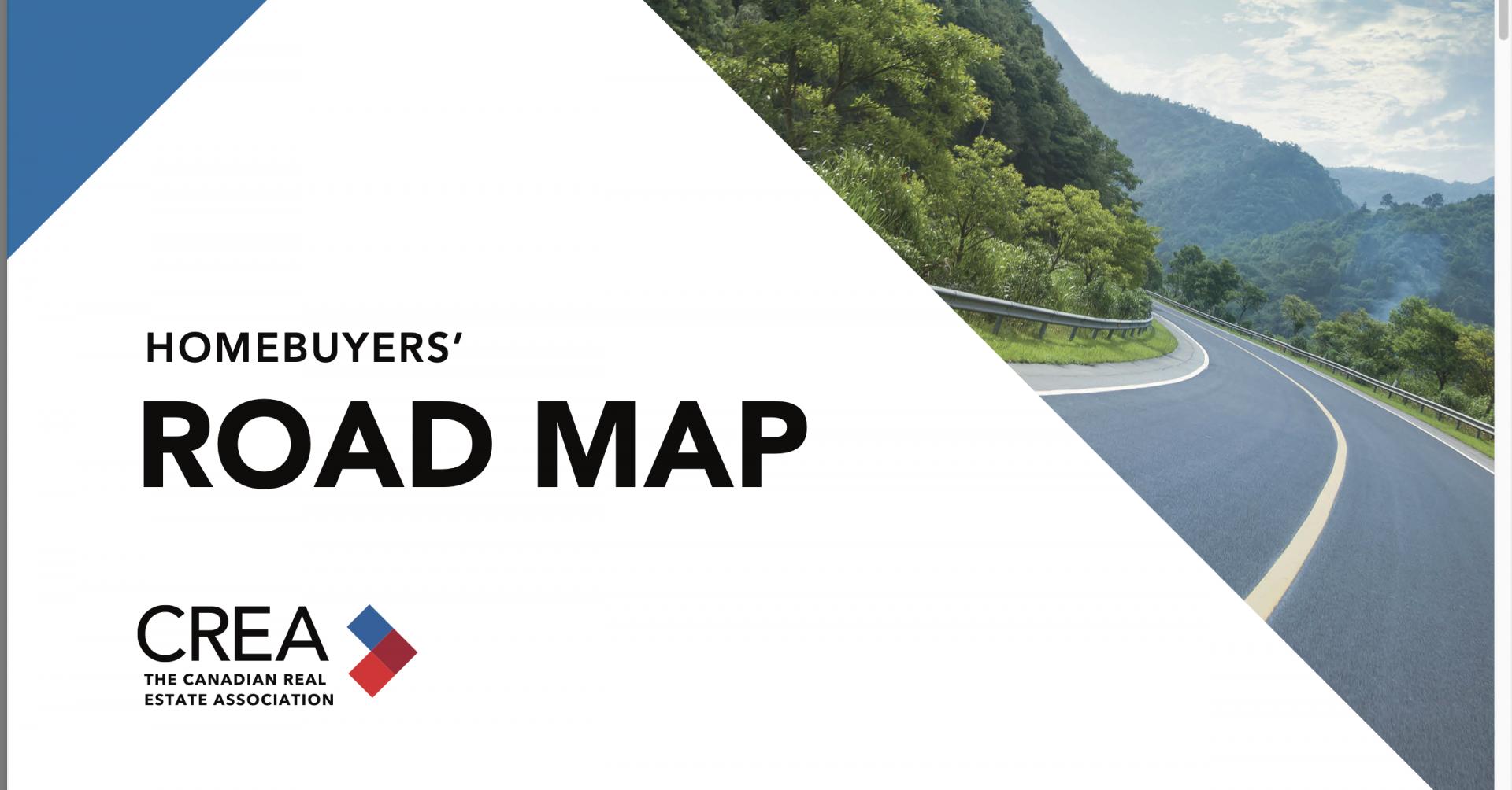 HOMEBUYERS' ROAD MAP